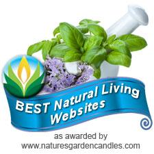 award-natural-living