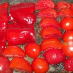 Slow Roasting Tomato Days: Roast Tomato & Red Pepper Soup
