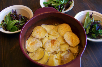 Potatoes Gratin