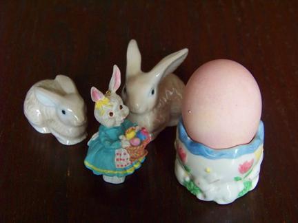 Natural Easter Egg Dying