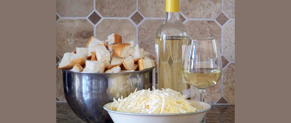 Cheese Fondue 451:  Save Our Gruyere