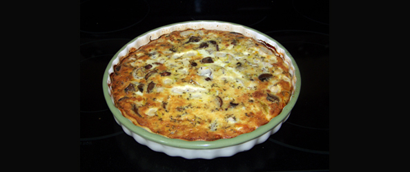 Build Your Own (Really Good) Quiche