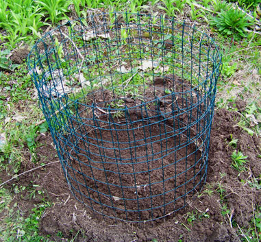 Basic Potato Cage