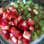 Strawberry Rhubarb Crisp (in Under an Hour)