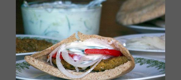 Shhh… Homemade Pita Bread is a Snap!