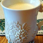 Warm Your New Year with Hot Buttered Rum