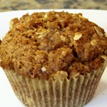 A New Favorite Muffin: Apple Pie Streusel