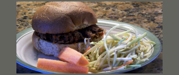 Sloppy Chuck Sandwiches—All Natural & Easy!