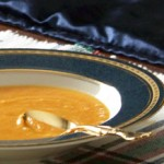 Carrot and Ginger Winter Soup