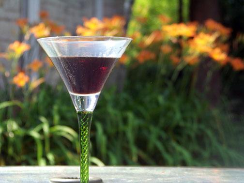 Iced Coffee Martini
