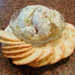 Smoked Fish Dip with Crackers