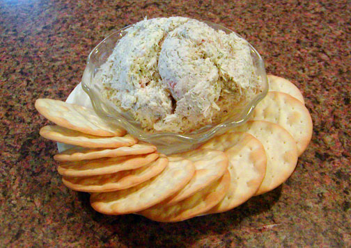 Smoked fish dip art of natural living for Smoked fish spread