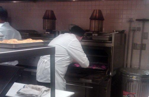 Charcoal Fired Josper Oven aat Joey Gerard's