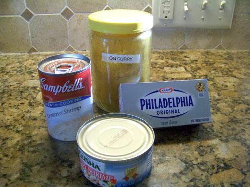Fondue Ingredients