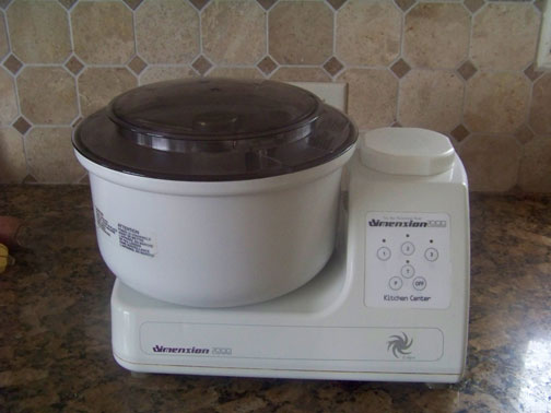 Dimension 2000 Freestanding Mixer