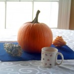 All Natural Pumpkin Spice Latte (50% of Vitamin A!)