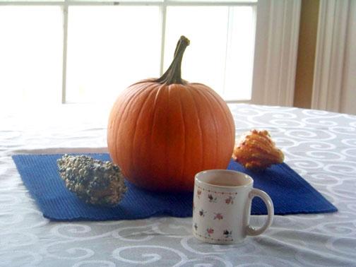 Pumpkin Spice Latter