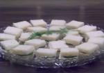 Cucumber, Dill & Cream Cheese Tea Sandwiches
