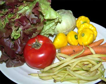 Healthy Food Tip: Count Your Veggies