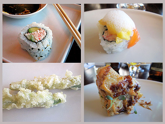 Who Said Jalapenos Were Just for Mexican: Avant Garde Sushi at Kanpai