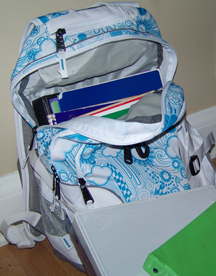 Weekly Green Tip: Reduce, Reuse… School Supplies
