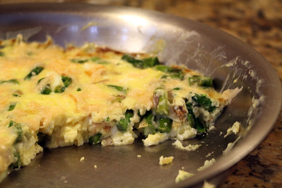 Spring Asparagus Frittata for Type A Cooks (and Everyone Else) - Art ...