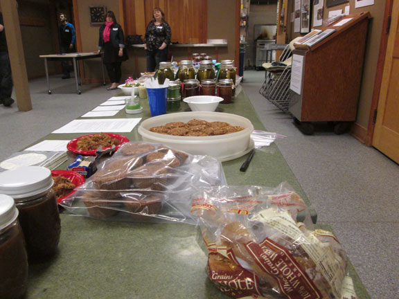 Food Swap Table