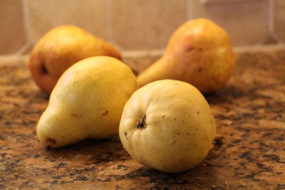 Pears - ArtofNaturalLiving.com