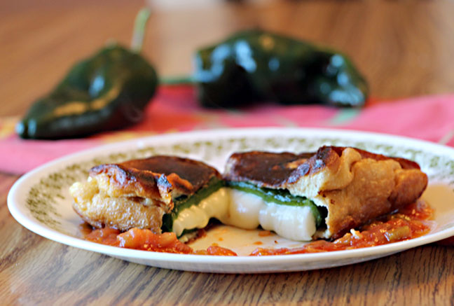 Yes, You Can Make Chiles Rellenos at Home