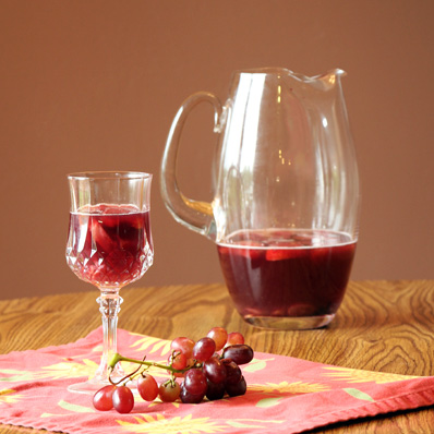 Sugarfree Sangria for an End of Summer Party