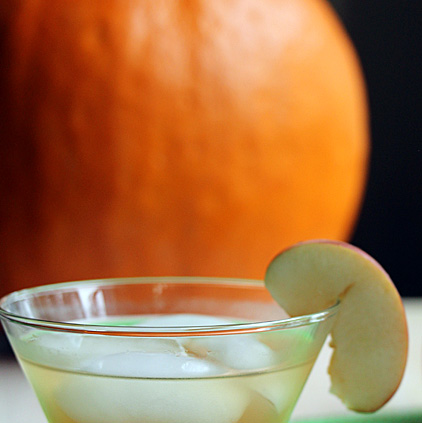 Cocktail & Pumpkin