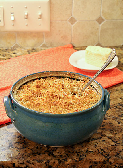 Bacon and Butternut Mac N Cheese