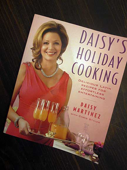 Daisy's Holiday Cooking Cookbook