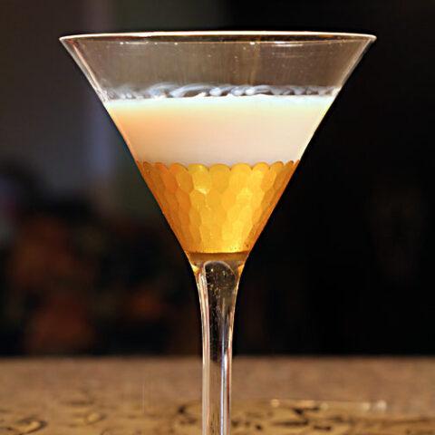 Blizzard White Chocolate Martini