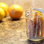 Candied Orange Peel — Winter Preserving
