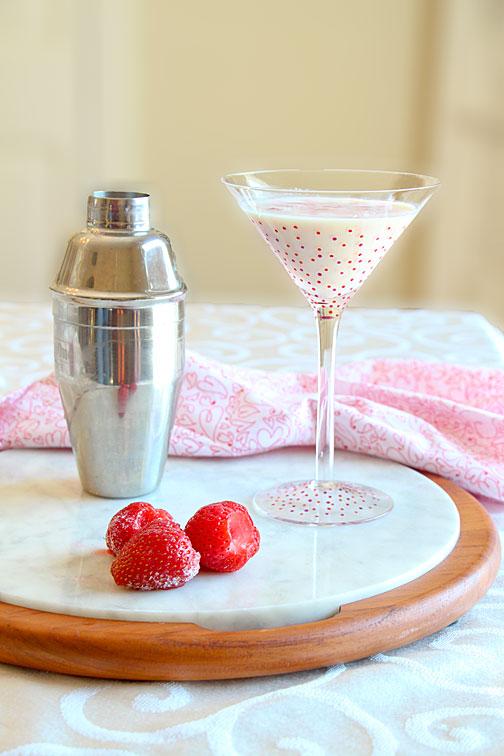 Martini--served