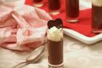 One Pot, Chocolate Pot de Crème–4 Ingredients!