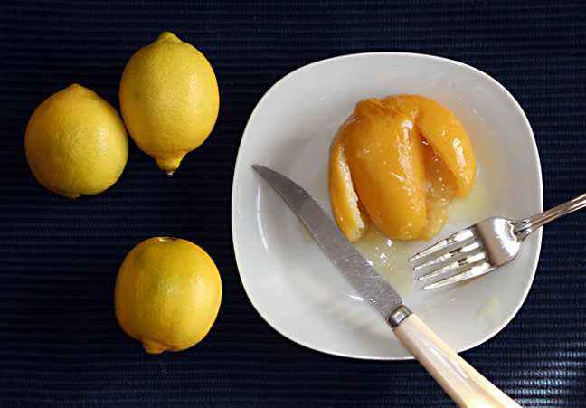Ready for my next preserved lemon dish!