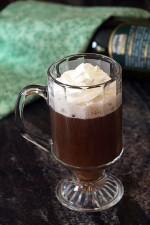 Irish Coffee & a Headcold
