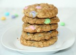 M&M Cookies in a Jar (with Printable Tags)
