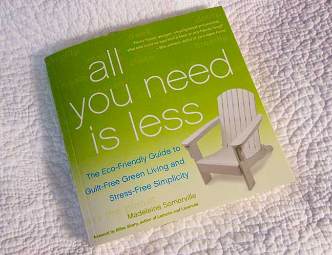 All You Need is Less–Simple Steps to Green