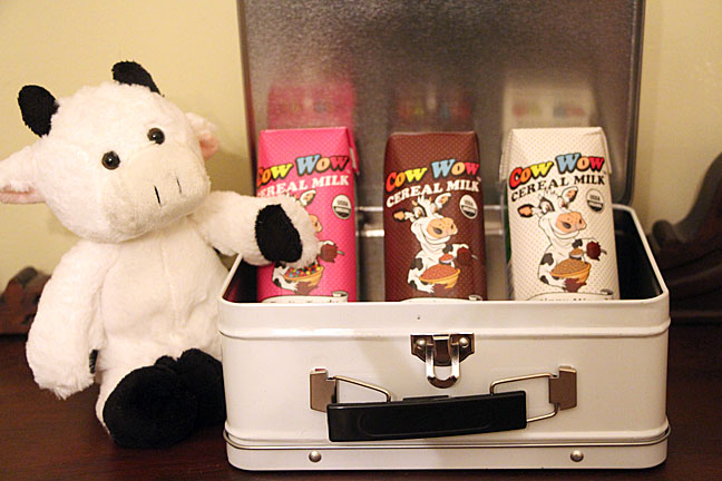 Cow Wow Milk Giveaway Package
