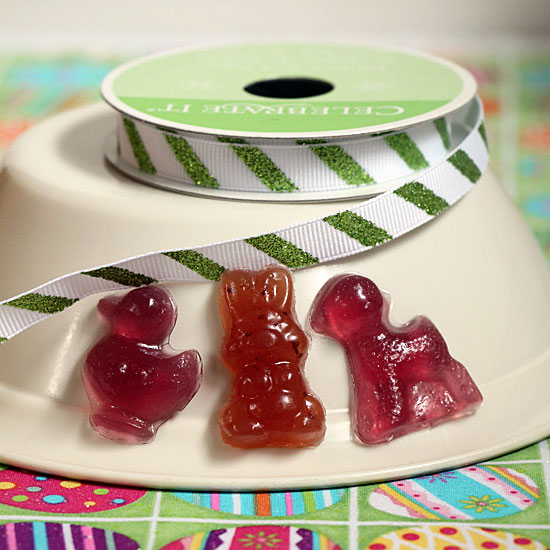 Healthy Gummy Candy-Organic, Two Ingredients!