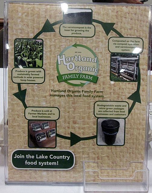Hartland Organic Family Farm Brochure