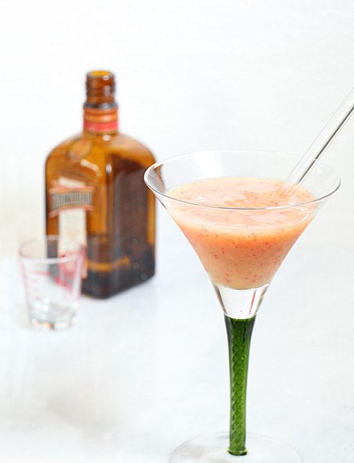 Peach Margarita Ingredients