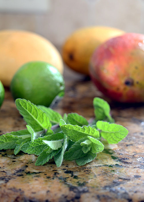 Mangoes and Limes
