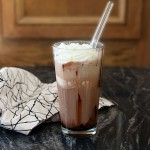 Chocolate Ice Cream Soda