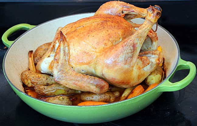 roast-chicken-out-of-oven