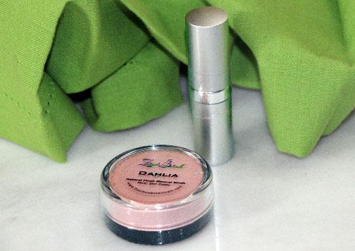Natural Beauty Products - Zosimos Blush & Lipstick