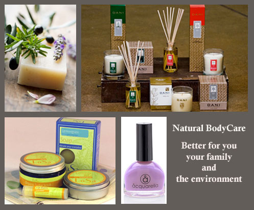 Natural Beauty Products - Better for you, your family and the environment